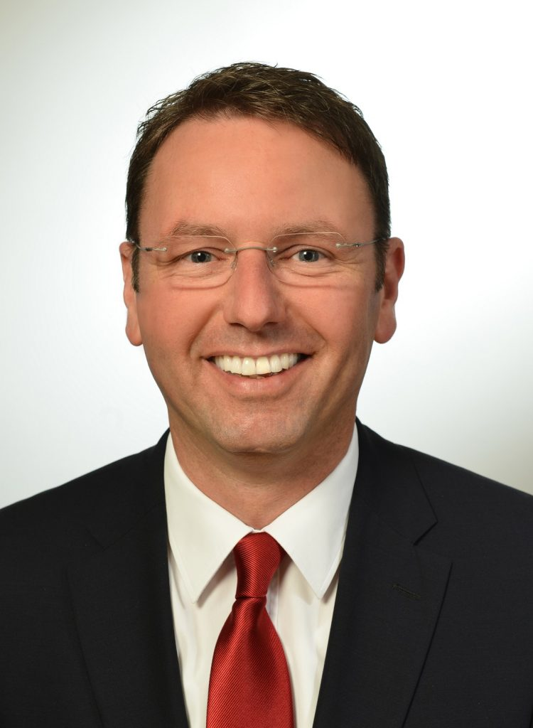David Gamper, Geschäftsführer des Liechtensteinischen Anlagefondsverband (LAFV)