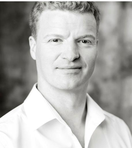 Marc Siebel, Geschäftsführer der Peacock Capital GmbH