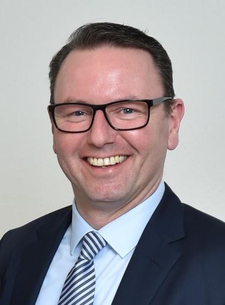 David Gamper, Geschäftsführer des LAVF Liechtensteiner Anlagefondsverband