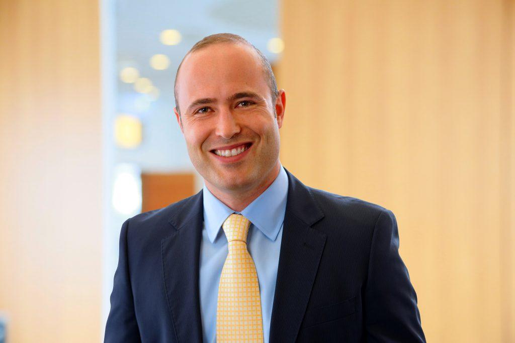 Tommy Piemonte, Leiter Nachhaltigkeitsresearch, Bank für Kirche und Caritas (KBC)